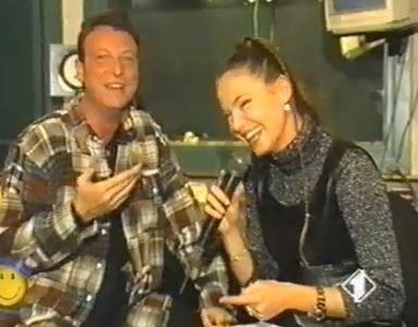 Amadeus con Federica Panicucci – Smile 1994