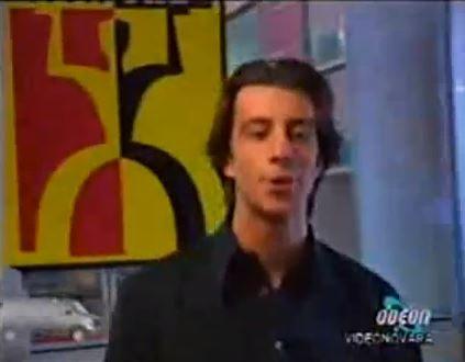 Marco Mazzoli (con i capelli!) a StationOne