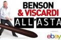 Luca Viscardi e Grant Benson su eBay
