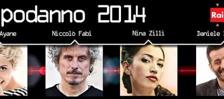 IL CAPODANNO 2014 DI RADIO2