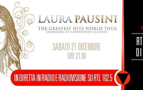 RTL 102.5 – Laura Pausini