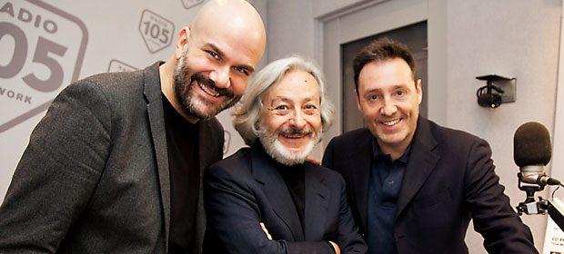 Leo Gullotta ospite a Radio 105