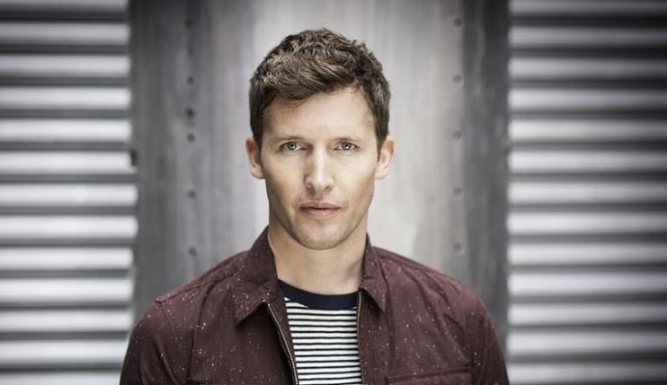 James Blunt ospite di Rds