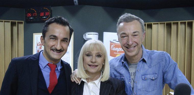 Raffaella Carrà a Deejay Chiama Italia