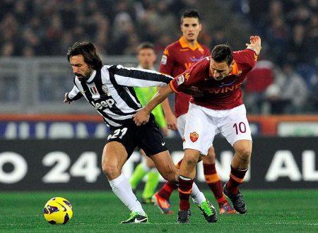 Ascolta la diretta di Roma – Juventus (21/01/2014) su Radio 1 Rai