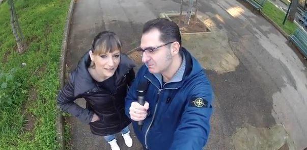 Enrico Fornaro intervista Stefania Sorrentini