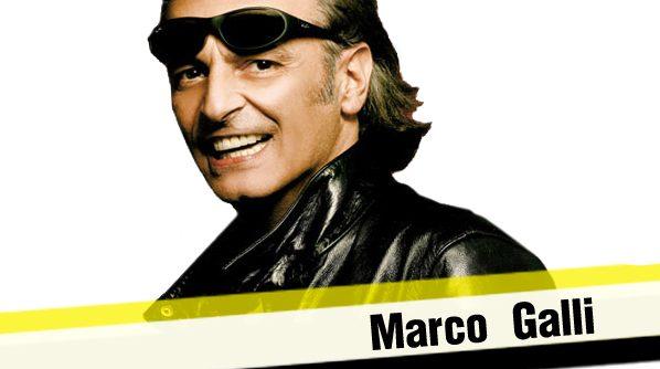 Marco Galli che entusiasmo!