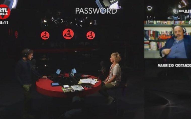 Maurizio Costanzo starnutisce più volte in diretta su RTL 102.5 (video divertente) ;)
