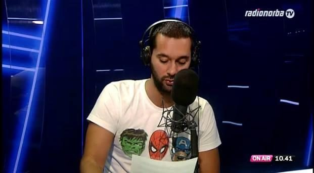 Stefano Mastrolitti lascia Radio Norba