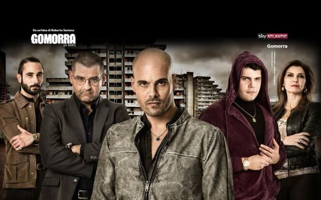 Intervista di Corriere Tv a Ciro di Gomorra, la fortunata serie di Sky Atlantic