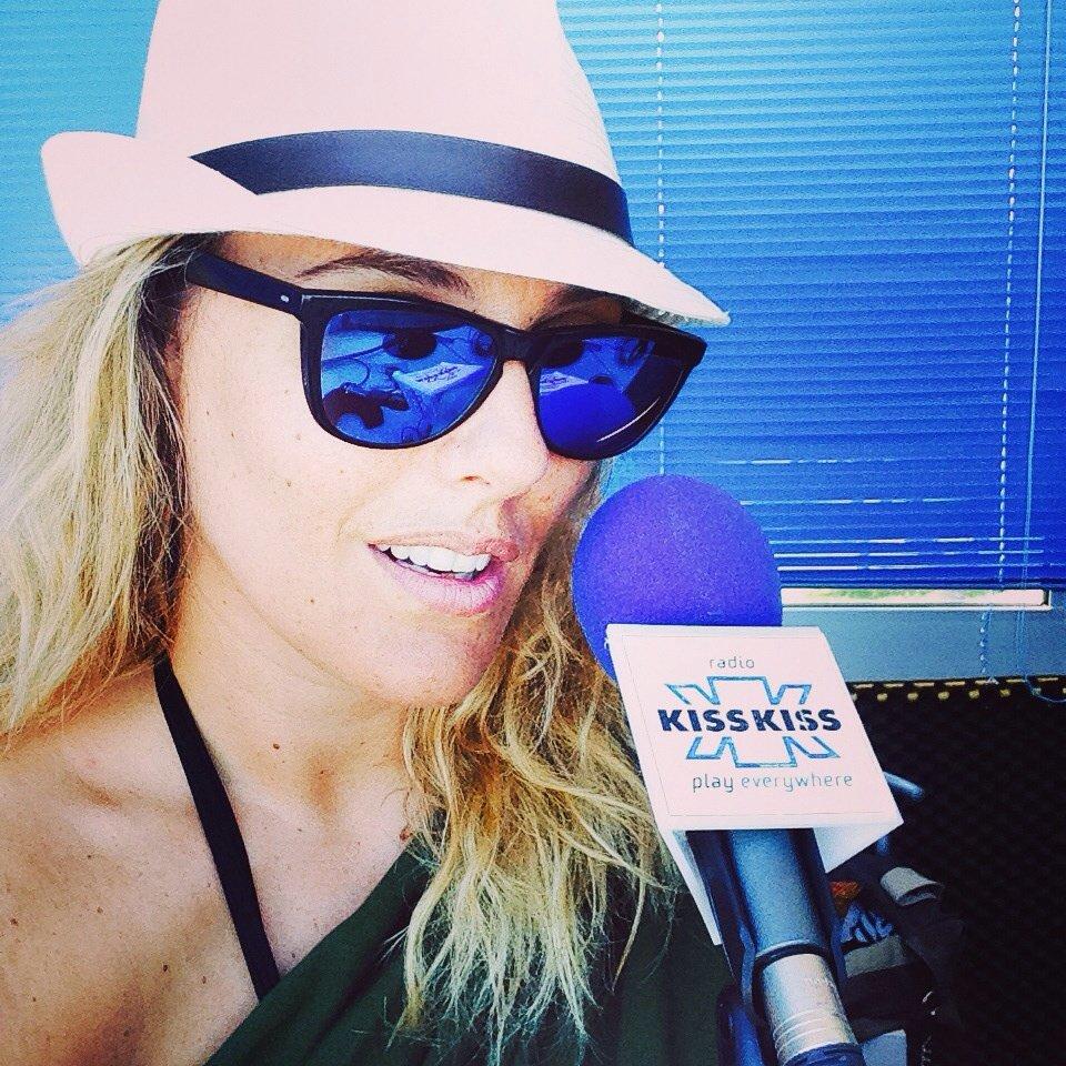 Fabiana Radio Kiss Kiss