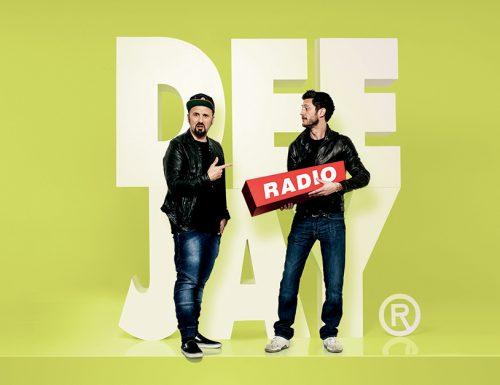 L'audio del nuovo programma di Fabio Alisei e Wender su Radio Deejay