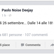 Paolo noise