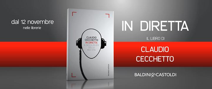 Claudio Cecchetto ospite a Rai 2