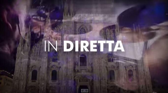 Rtl 102.5 in diretta da Piazza Duomo di Milano