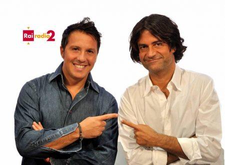RAI Radio2: 'A qualcuno piace Cult' il meglio degli eventi culturali raccontati con ironia da Savino Zaba e Massimo Bagnato