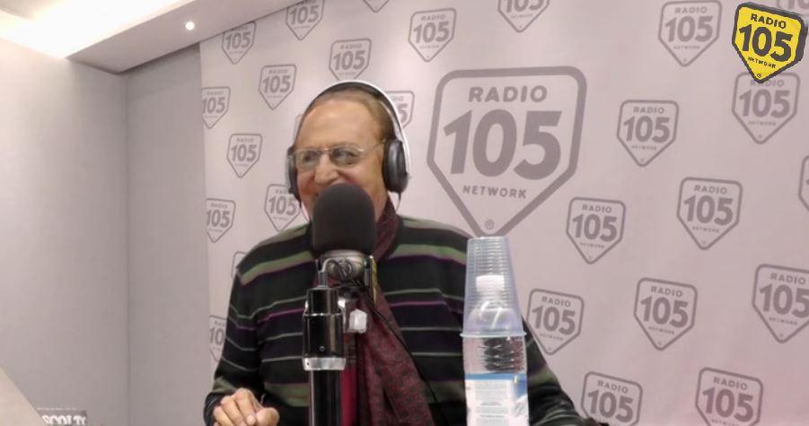 Renzo Arbore a 105