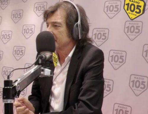 """Oggi 26/11, Claudio Cecchetto ospite ne """"Lo Zoo di 105"""""""