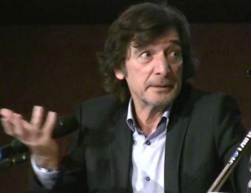 """La conferenza stampa di Claudio Cecchetto per la presentazione del suo libro """"IN DIRETTA"""""""