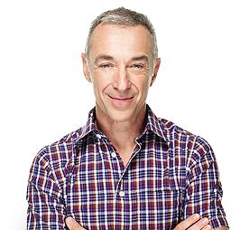 Maurizio Costanzo intervista Linus