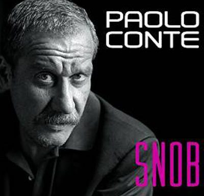 """""""A voce scritta"""": PAOLO CONTE – SNOB"""