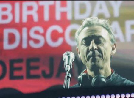 #DeeJay33 la festa di Radio Deejay per i suoi 33 anni