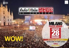 RadioItaliaLive2015IlConcerto