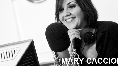 Mary Cacciola alle 16 su Radio Capital