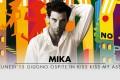 Lunedì 15 giugno MIKA in diretta a Radio Kiss Kiss