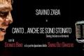 """Riparte da Bisceglie """"Canto…anche se sono stonato"""" lo spettacolo di Savino Zaba.  Un omaggio alla Radio."""