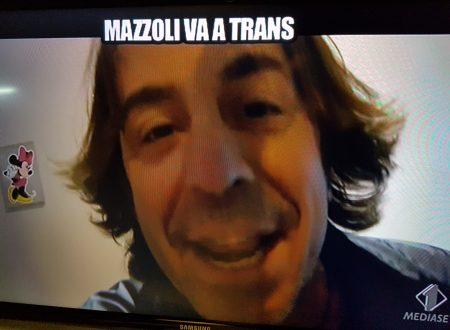 Marco Mazzoli a Le Iene su Italia 1