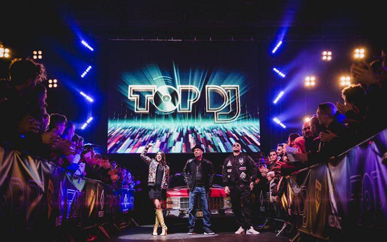 Top Dj, la radio ufficiale è Radio 105