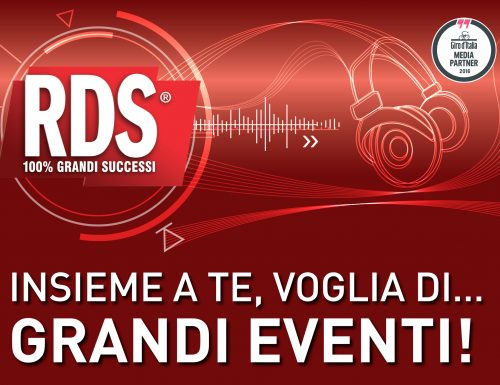 RDS AL GIRO D'ITALIA