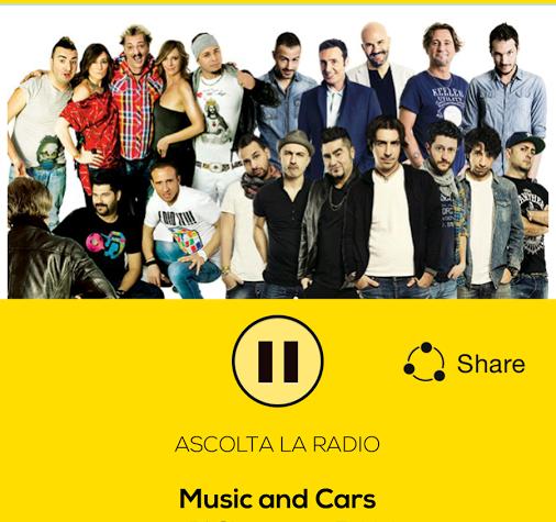 Le video recensioni delle app radio: Radio 105
