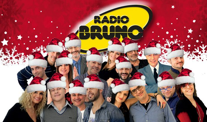 La canzone di Natale di Radio Bruno