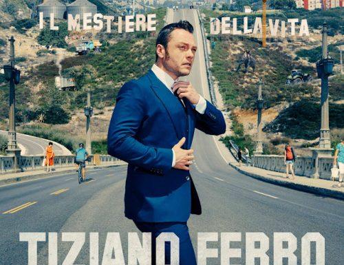 Nuovo disco per Tiziano Ferro