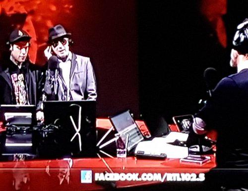 J-Ax e Fedez erano in diretta su RTL 102.5