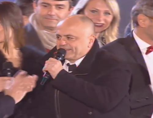 Il video completo del grande capodanno di Radio Kiss Kiss a Napoli