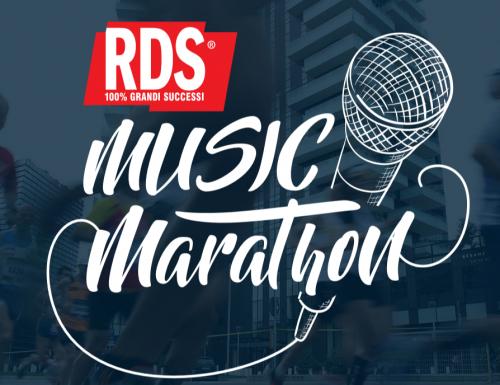 RDS MUSIC MARATHON: LA MARATONA MUSICALE ORGANIZZATA DA RDS