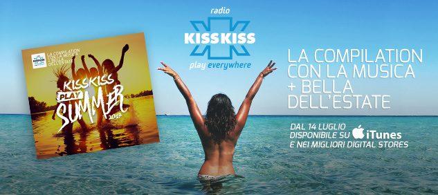 La nuova compilation di Radio Kiss Kiss