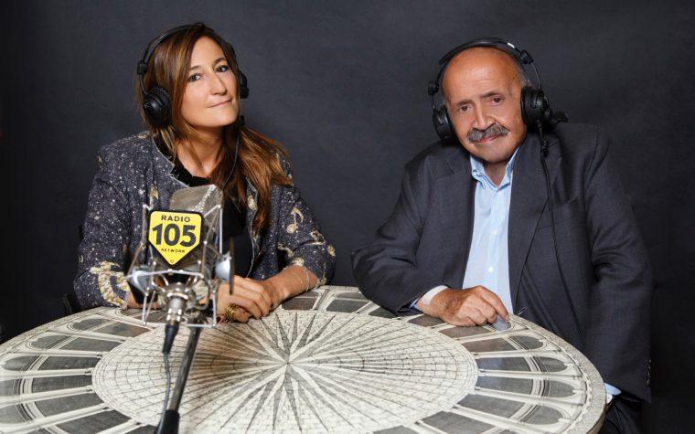 Maurizio Costanzo è tornato su Radio 105