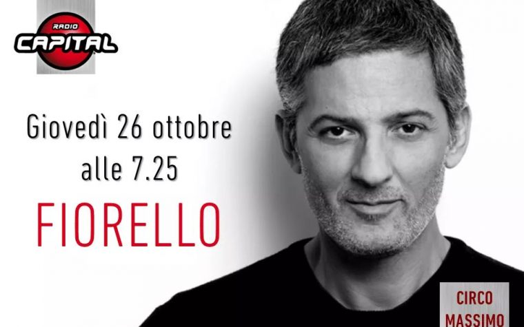Fiorello su Radio Capital