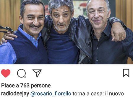 Fiorello torna a Radio Deejay con un suo Show