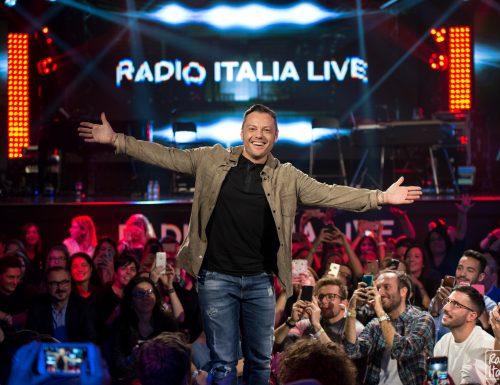 Radio Italia live con Tiziano Ferro