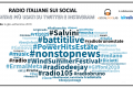RADIO ITALIANE PIÙ COINVOLGENTI SUI SOCIAL