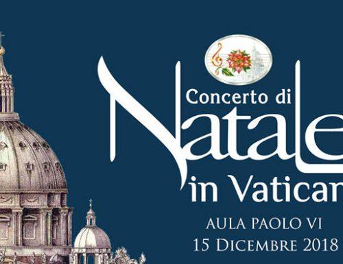 R101 radio ufficiale del concerto di Natale in Vaticano