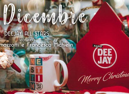 Anche Eros Ramazzotti nella canzone di Natale di Radio…