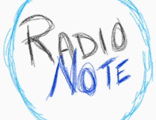 RadioNote del 12/12/2018 – appunti di ascolto