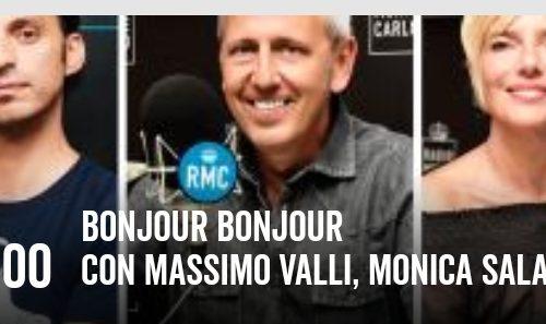 Radio Monte Carlo anticipa il Morning Show