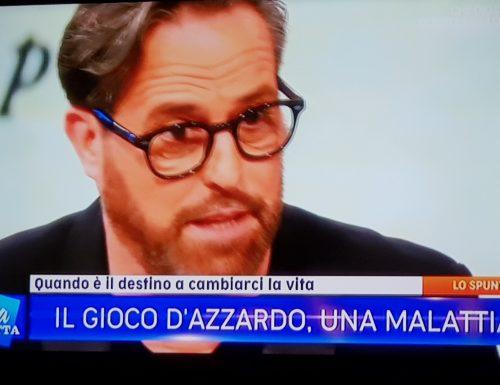 Marco Baldini ospite su RAI 1